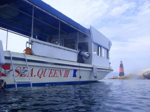 SEA QUEEN ダイビングボート