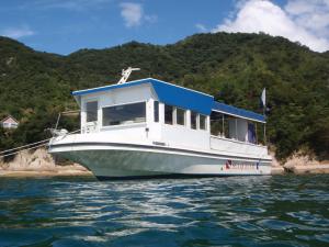 ダイビングボート SEA QUEENⅢ